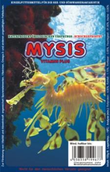 Mysis, gefroren, Vitamin plus, 100g Blistertafel