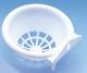 Kunststoff-Hakennest weiß, 10cm