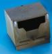 Exotennistkasten, komplett aus Kunststoff