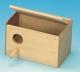 Exotennistkasten, Holz, spezial,19x12x11cm