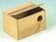 Sittichnistkasten, Holz, 23x16x14,5cm