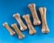 Kauknochen gepresst, 21,5cm, ca. 170g, 1 Stück