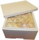 gefrorene Eintagsküken, Styroporbox mit 7 x 1000g