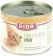 DIBO-Dosenfutter Cat Herz-Leber-Pur