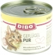 DIBO-Dosenfutter Cat Geflügel