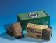 Natural Pickstein in Folie, Karton 6 Stück