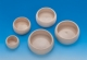 Keramik-Futternapf, 1/2 Liter, beige